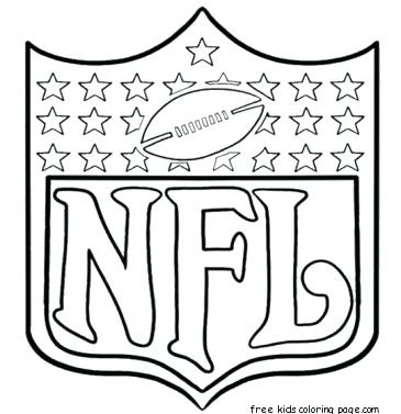 365x377 Printable Sports Coloring Pages Football