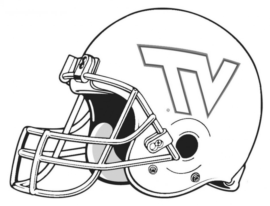 940x719 Nfl Football Helmet Coloring Pages'3569