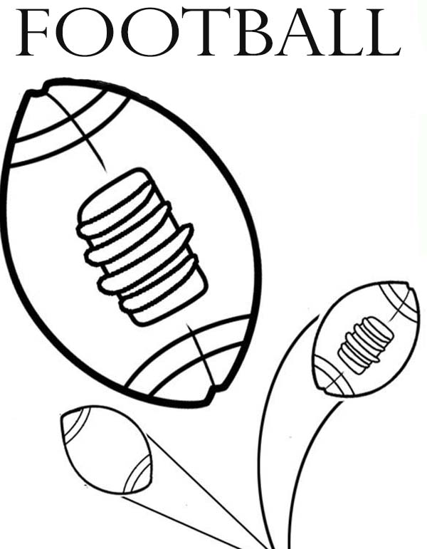 600x771 Nfl Football Picture Coloring Page Color Luna
