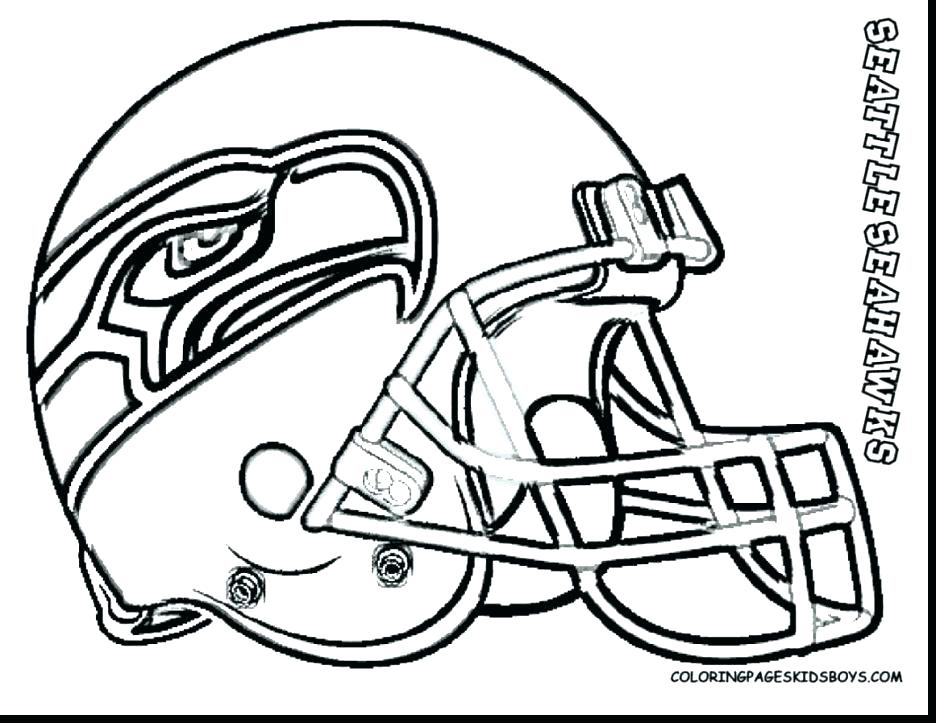 936x723 Nfl Football Coloring Pages Also Arms Of Football Coloring Page