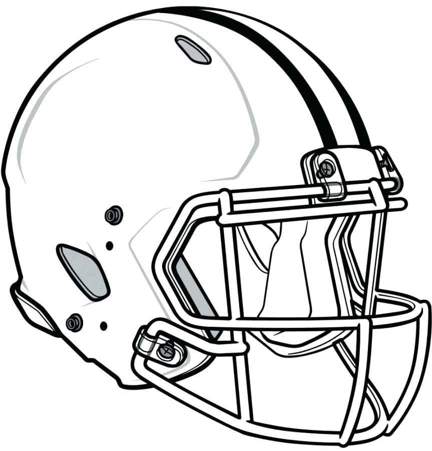 863x900 Football Coloring Pages Nfl Ravens Coloring Page Players Pages