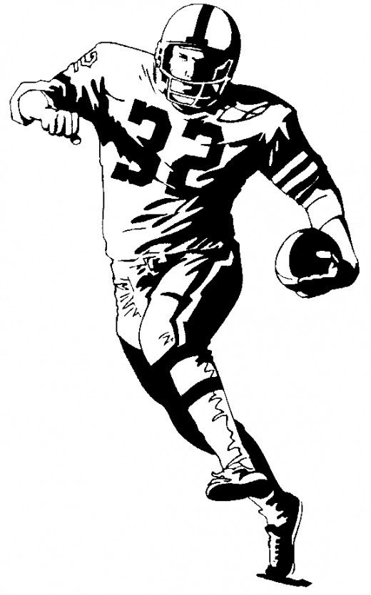 520x835 The Best Football Coloring Pages Ideas On Football