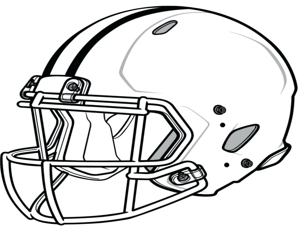 1280x960 Coloring Nfl Football Player Coloring Pages Players Drawing Kids