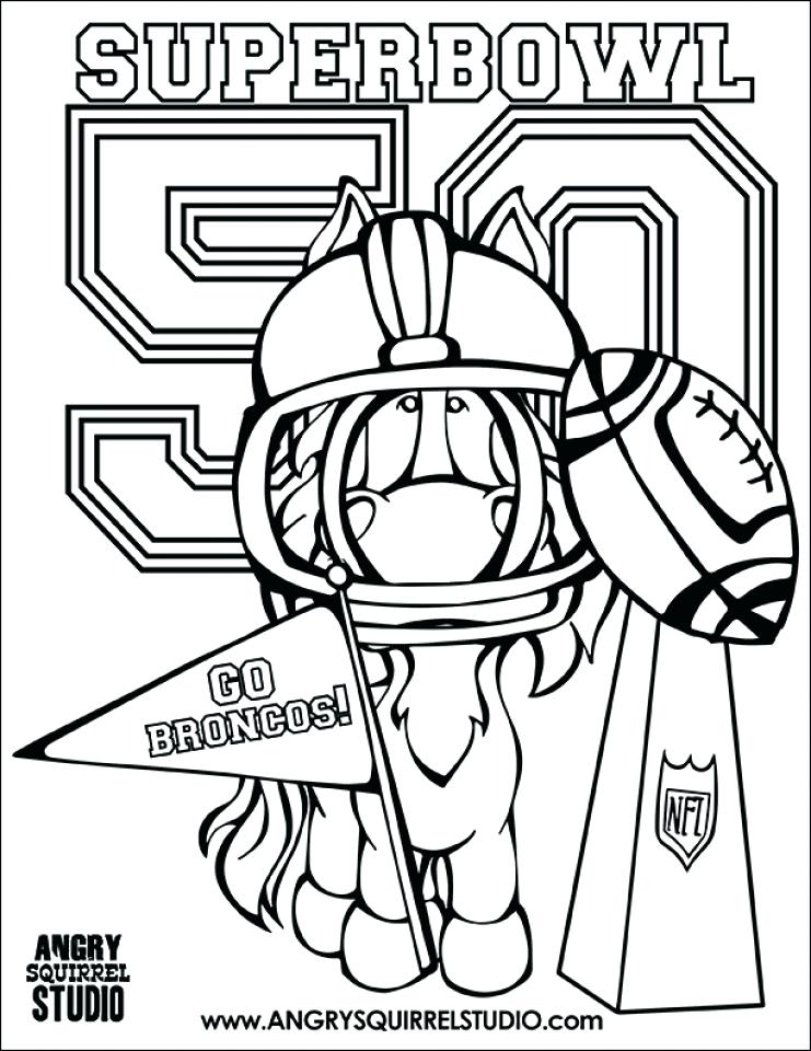 741x960 Free Nfl Coloring Pages Click The Broncos Logo Coloring Pages