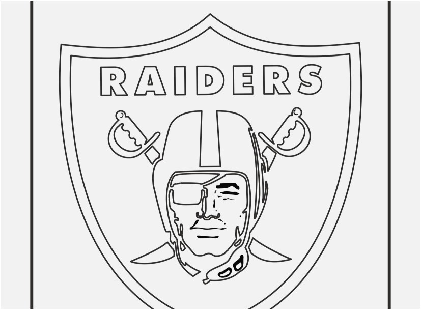 Nfl logo drawing at free for personal for Panthers football coloring pages