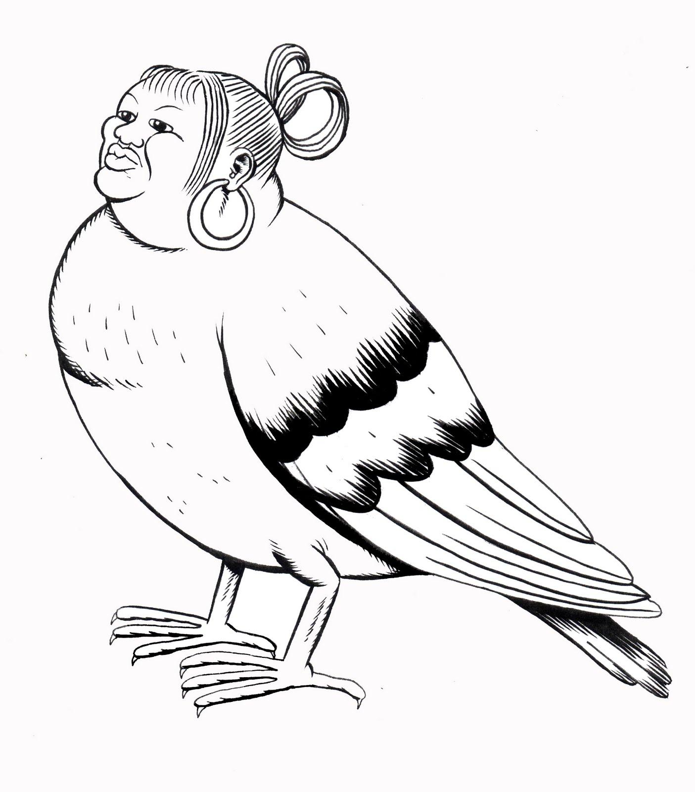 1405x1600 Nice Bird Drawing Ideas