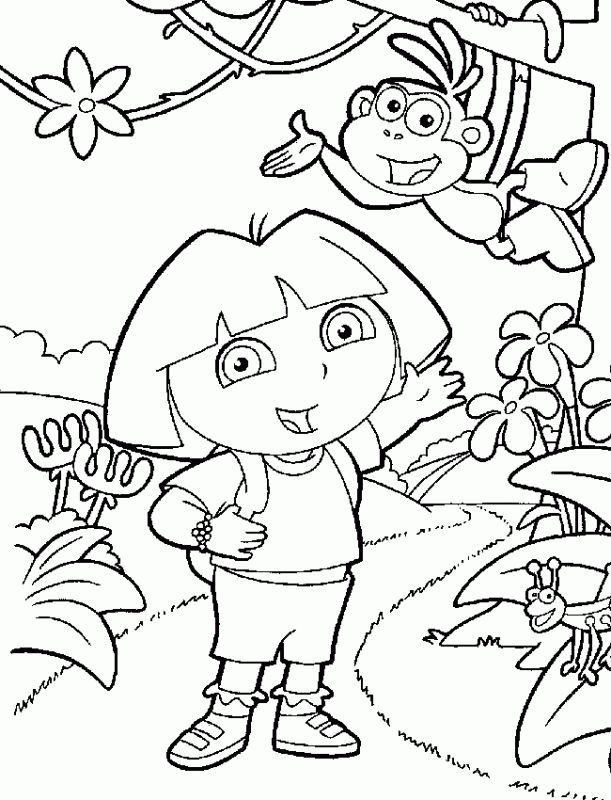 611x800 67 Best Nick Jr Coloring Pages Images On Pinterest Drawings