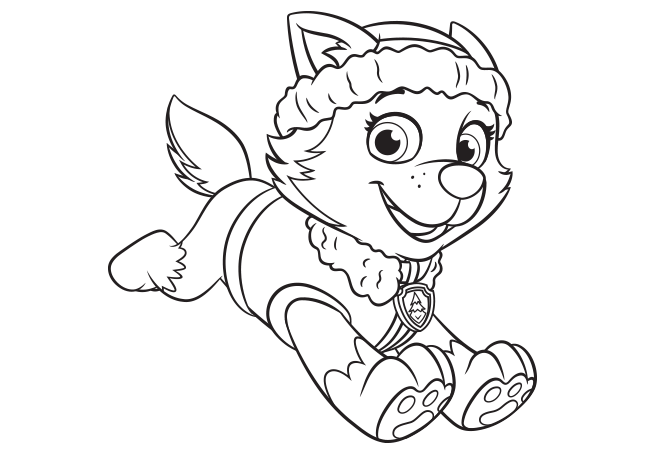 668x458 Nick Jr Coloring And Other Paw Patrol Printables Girls