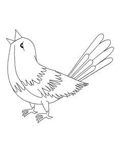 Nightingale Armor Drawing