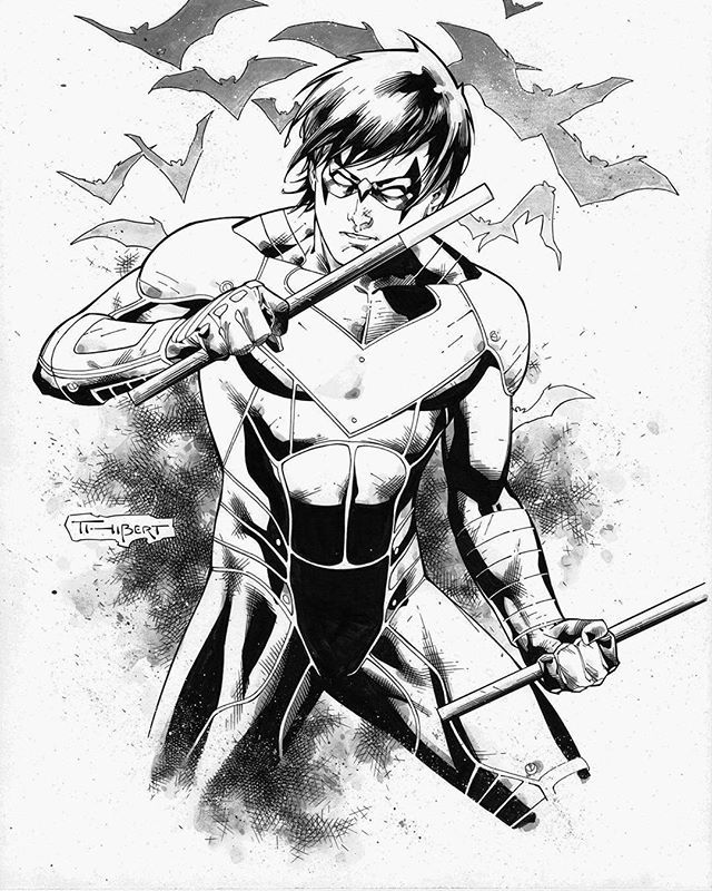 640x800 462 Best Dick Grayson Aka Nightwing Aka The Original Robin Images