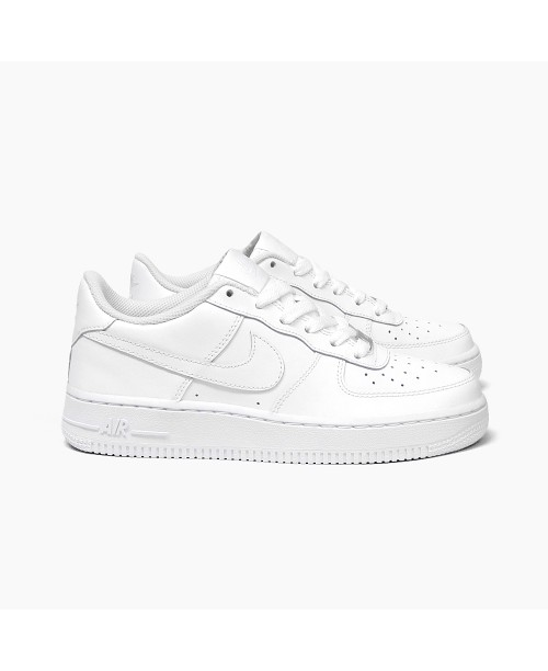 500x612 Nike Air Force 1 Gs 314,192 117 White Nike Air Force 1 Lady's Size