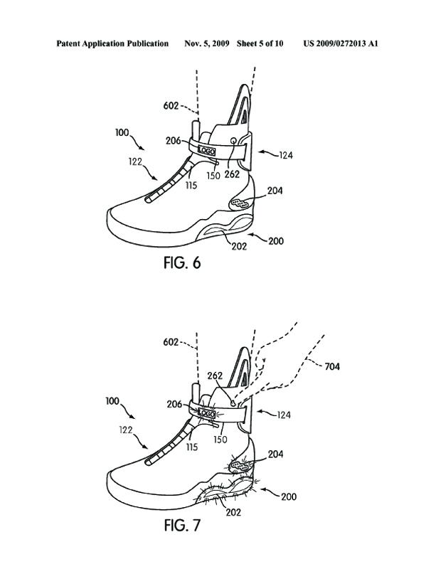620x800 Fck Yea! Nike Patents Self Lacing Sneakers! Pixelated Geek