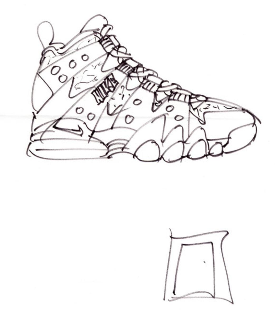 1043x1200 Nike Basketball 1992 2012 Air Max2 Cb (1994)