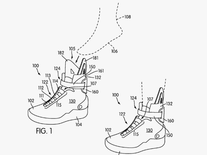 670x503 Power Laced Nike Mag Shoes From Back To The Future Ii Are Now Real