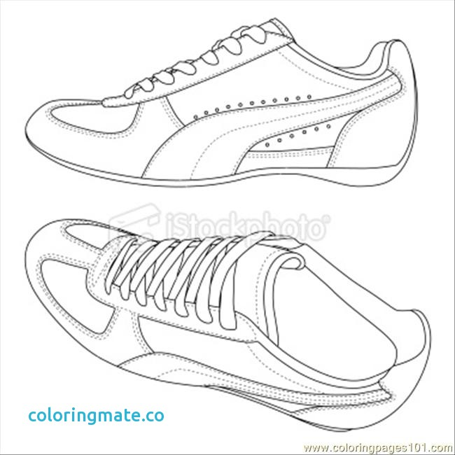 650x650 Coloring Pages Shoes Luxury Nike Air Mag Coloring Page Coloring
