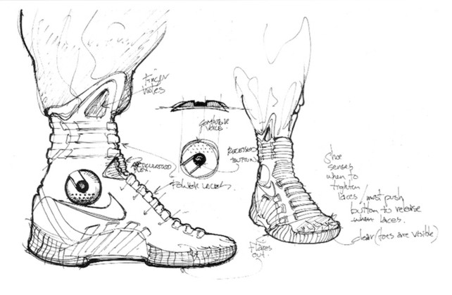 642x419 Waaay Back To The Future Nike's 23 Year Journey To Make Mcfly's Shoes