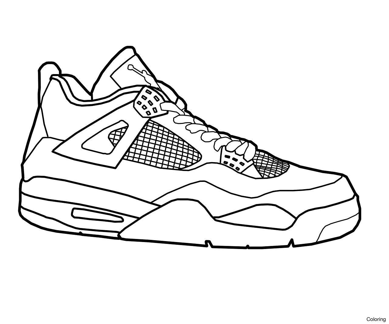 1280x1067 Nike Coloring Pages 2 Color 392586 3f Shoes Shoe Nick Diaiz