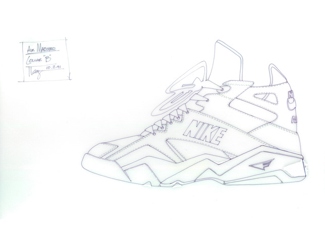 644x460 Nike Revisits 1992 Debut Of Air Maestro Flight
