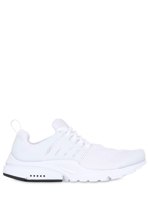 1125x1500 Nike Online Sale Code, Nike Air Presto Mesh Sneakers White Men