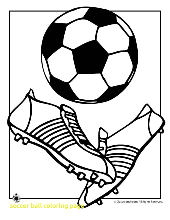680x880 Soccer Ball Coloring Page With Soccer Ball Coloring Pages