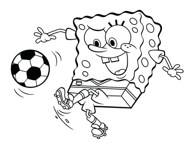 600x457 Soccer Ball Coloring Pages Best Collection Coloring Pages