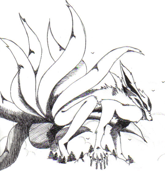 Nine Drawing at GetDrawings com | Free for personal use Nine