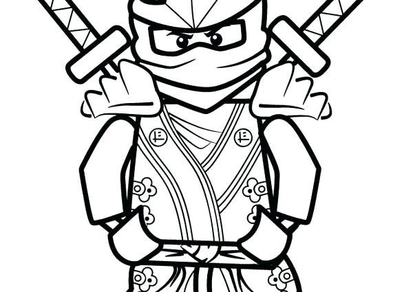 600x425 Ninja Coloring Book Also Ninja Coloring Pictures Ninja Coloring