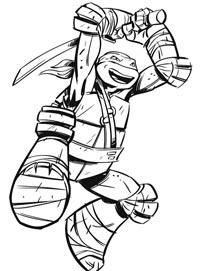 Ninja Turtle Head Drawing At Getdrawings Free Download