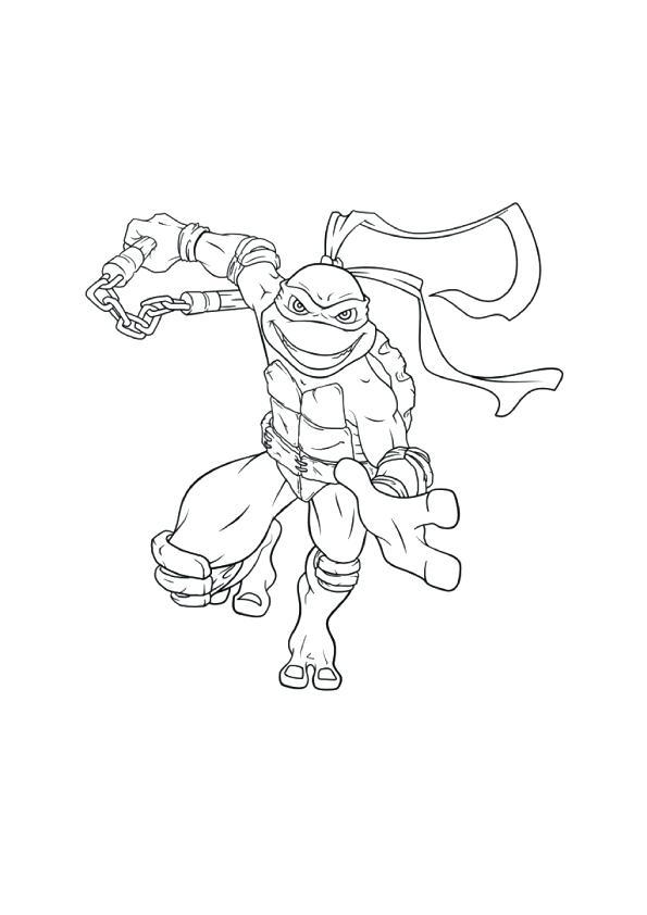 595x842 Ninja Coloring Book As Well As Ninja Coloring Book 76 Ninja