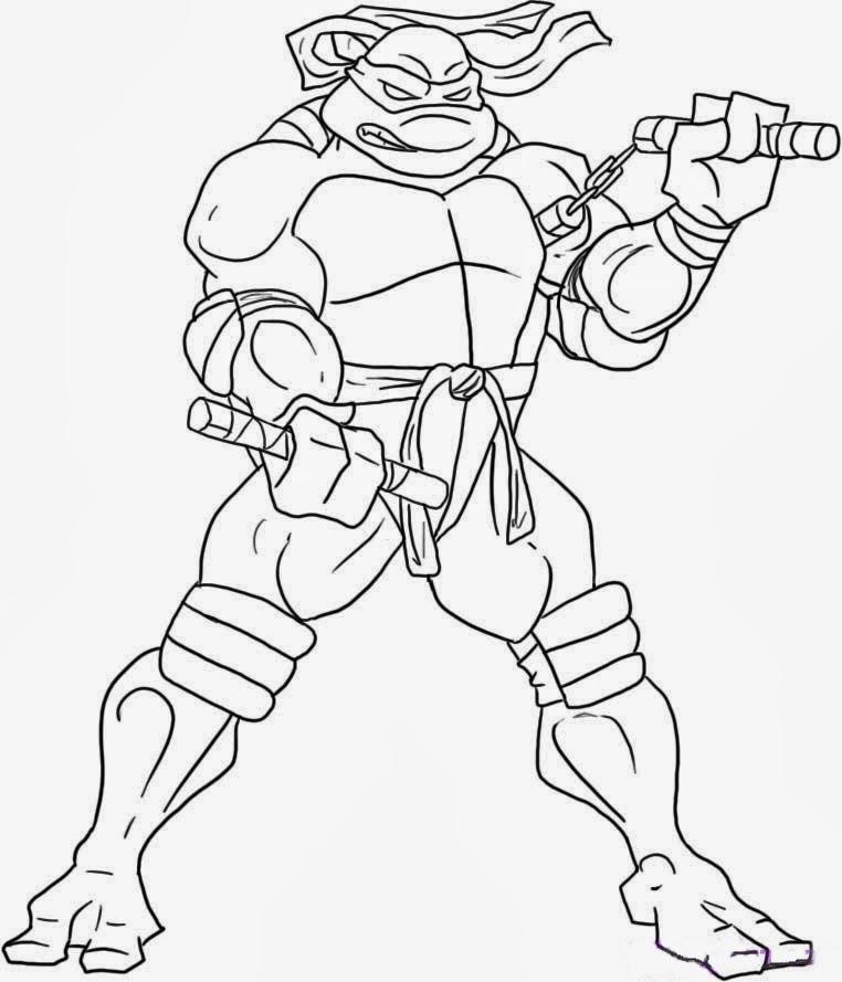 ninja turtle raphael drawing at getdrawings com free for personal