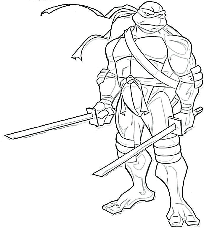706x768 Free Ninja Coloring Pages Anime Ninja Colouring Pages Ninja Turtle