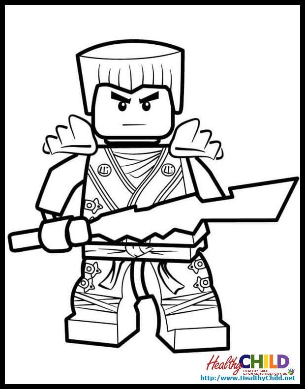 620x791 Free Coloring Pages Of Lego Ninjago Earth Dragon