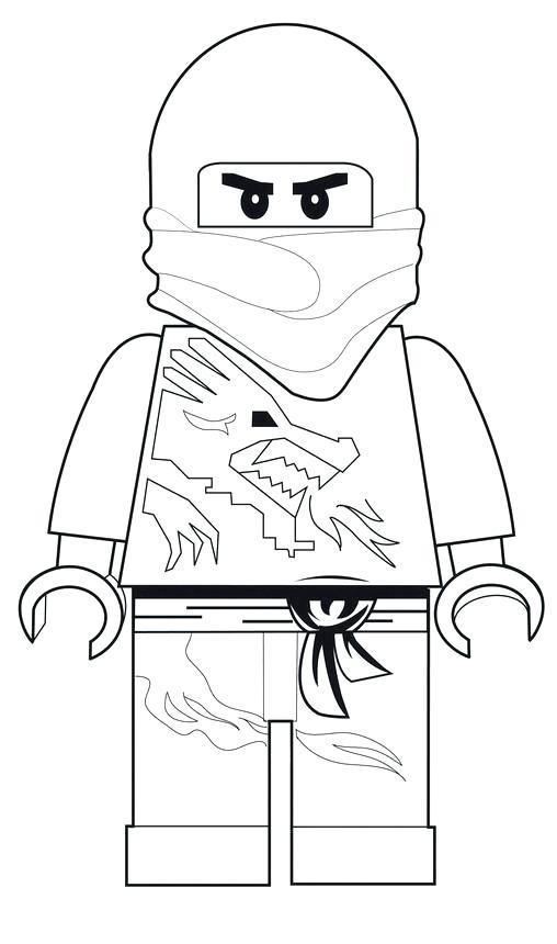 508x860 Ninjago Lego Coloring Pages Printable High Quality