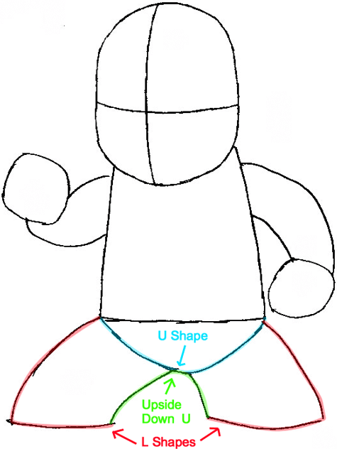475x632 How To Draw Cole From Lego Ninjago With Easy Step By Step Drawing