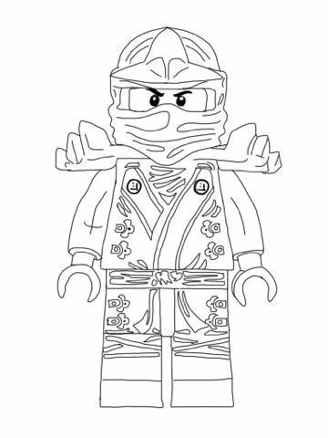 360x480 Lego Ninjago