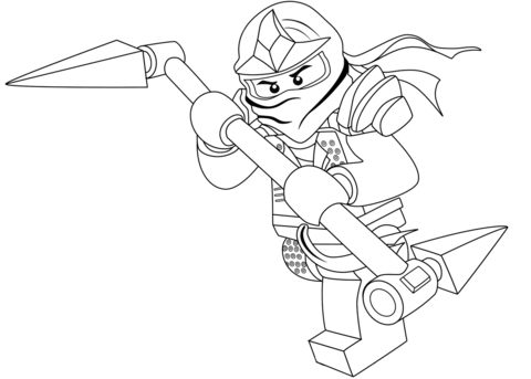 480x343 Lego Ninjago Coloring Pages Free Coloring Pages
