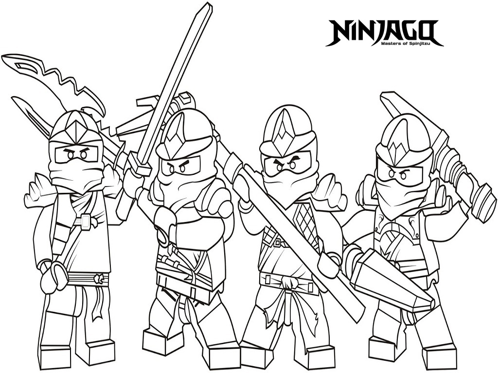 Lego Ninjago Ausmalbilder 2015 : Ninjago Drawing Games At Getdrawings Com Free For Personal Use