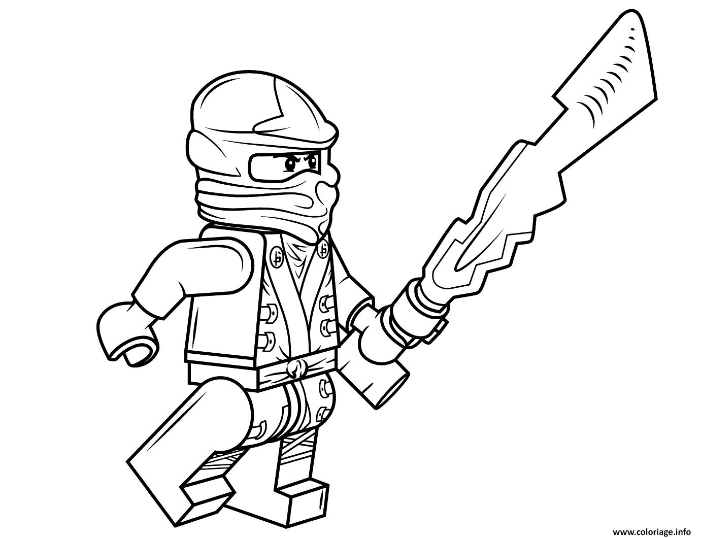 Ninjago Jay Drawing At Getdrawingscom Free For Personal