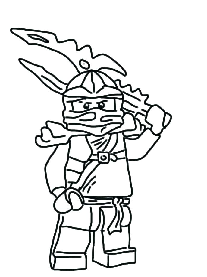 687x916 Ninjago Jay Coloring Pages Jay Coloring Pages Coloring Pages