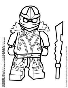 Ninjago Kai Drawing at GetDrawings.com | Free for personal use ...