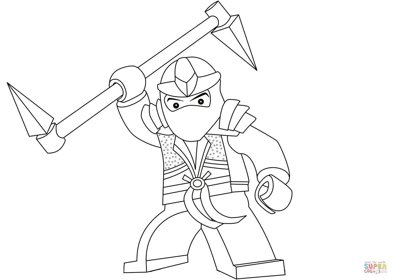 ninjago lloyd drawing at getdrawings free
