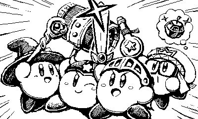 400x240 Kirby's Upcoming Multiplayer Action Game On 3ds Will Involve