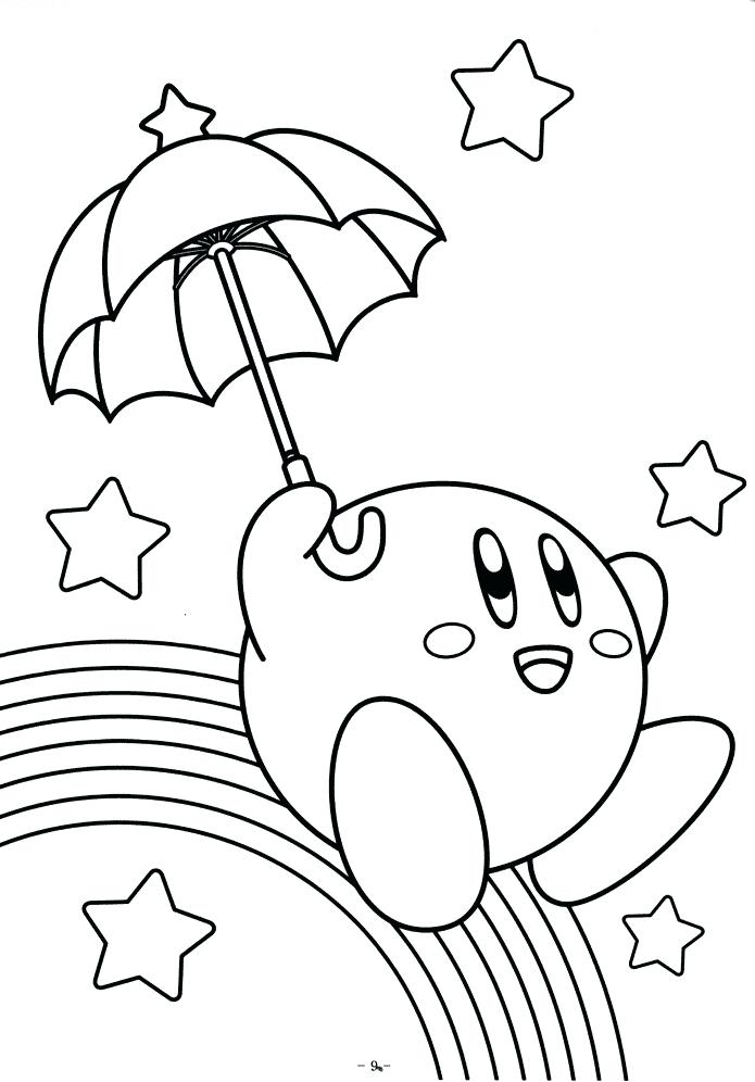 695x996 Kirby Coloring Pages Coloring Page Nintendo Kirby Coloring Pages