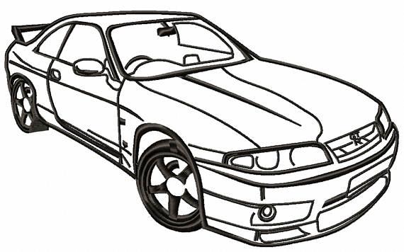 1966 Nissan Skyline Gt