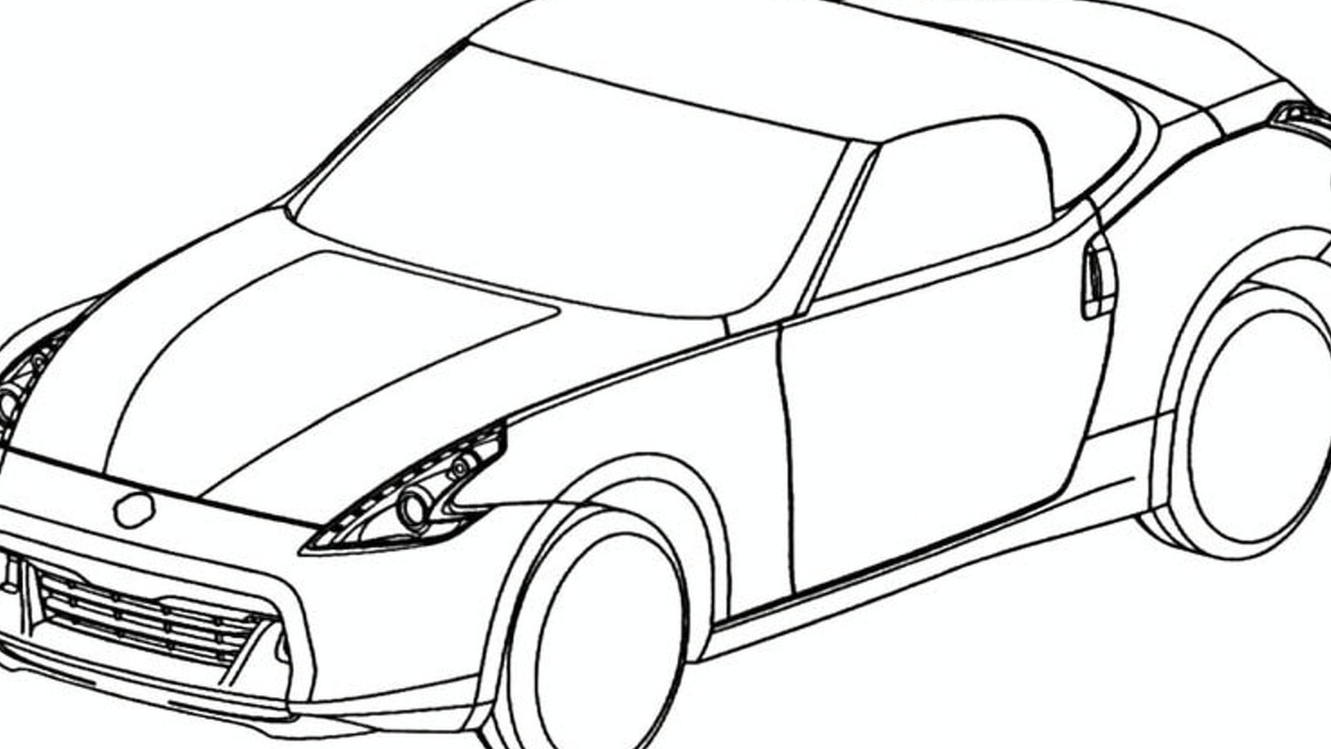 Nissan Skyline Drawing At Free For Personal Use 370z Engine Diagram 1920x1080 350z Diagrams 528683 Of