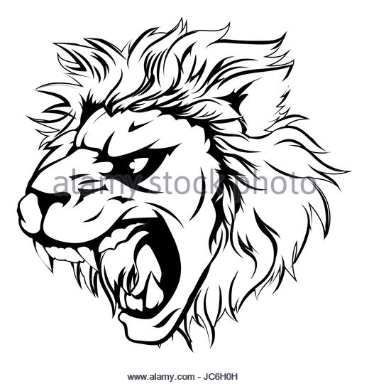 520x540 Lion School Mascot Stock Photos Amp Lion School Mascot Stock Images