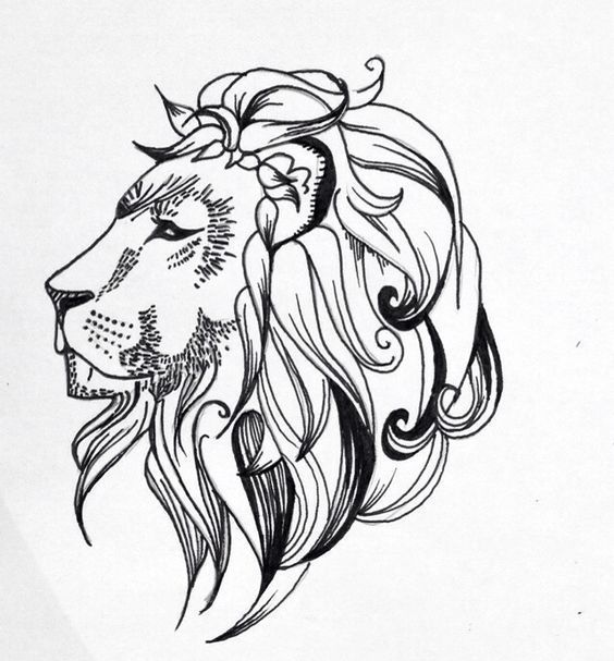 Nittany Lion Drawing at GetDrawings com   Free for personal