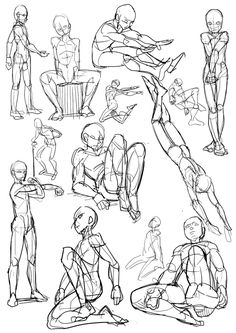 236x333 Image Result For How To Draw A Person Sitting Drawing Tips