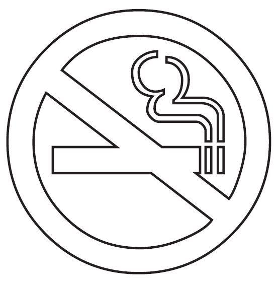 557x562 no smoking emblems