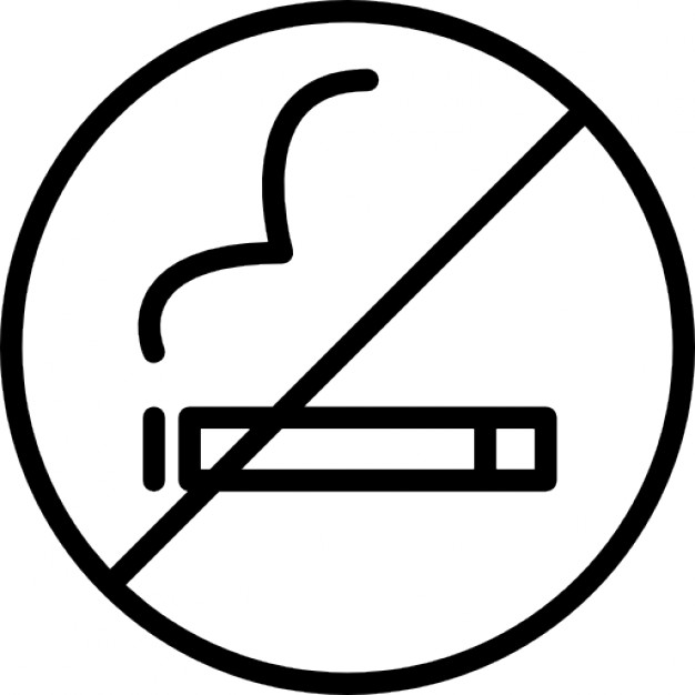 No smoking drawing at free for personal for No smoking coloring pages